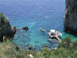 Paleokastritsa  Corfu  Ionian Islands  Greece  Europe