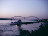 Mississippi River  Memphis  Tennessee  United States of America (USA)  North America