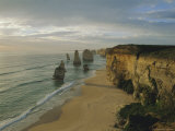 The Twelve Apostles  the Great Ocean Road  Victoria  Australia