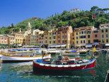 Portofino  Liguria  Italy  Europe