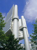 Hypobank Building  Munich (Munchen)  Bavaria  Germany  Europe