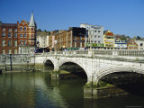 St Patrick's Bridge  Cork City  Ireland