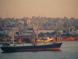 Beirut Harbour  Lebanon  Middle East
