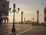 St Mark's Square  Venice  Veneto  Italy