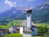 Ellmau  Tyrol  Austria