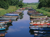Boats  Killarney  County Kerry  Munster  Republic of Ireland (Eire)  Europe