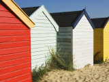 Beach Huts  Southwold  Suffolk  England  United Kingdom  Europe