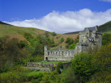 Castle Campbell  Dollar Glen  Central Region  Scotland  UK  Europe