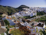 Frigiliana  North of Nerja  Andalucia  Spain