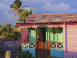Chattel House  St Kitts  Caribbean  West Indies