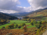 Capel Curig and Snowdonia  North Wales  UK