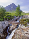 Beauchaille Etive  Glencoe (Glen Coe)  Highlands Region  Scotland  UK  Europe