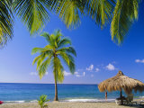 Anse Chastenet Beach  St Lucia  Caribbean  West Indies