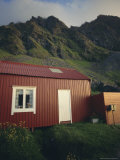 Summer Retreat  Taken at 2 AM  Lofoten Islands  Nordland  Arctic Norway  Scandinavia  Europe