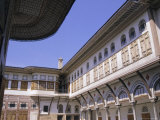 The Harem  Topkapi Palace Museum  Istanbul  Turkey  Europe