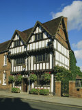 New Place  Stratford-Upon-Avon  Warwickshire  England  UK  Europe
