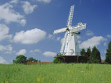 Woodchurch Windmill  Kent  England  UK