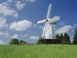 Woodchurch Windmill  Kent  England  UK