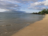 Wailea Beach  Maui  Hawaii  Hawaiian Islands  Pacific  USA
