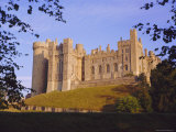 Arundel Castle  Sussex  England