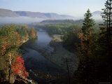 River in Margaree Valley  Cape Breton  Canada  North America