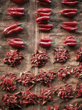Chilies for Sale  Alor Island  Alor  Indonesia  Southeast Asia  Asia
