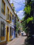 Plaza De La Victoria  Old Town  Marbella  Andalucia  Spain