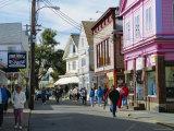 Provencetown  Cape Cod  Massachusetts  USA