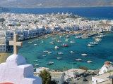 Mykonos Town  Mykonos  Greece