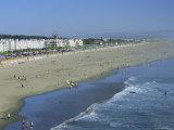 Ocean Beach  San Francisco  California  USA