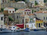 Yialos  Symi  Greece