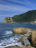 The Heads  Knysna  Garden Route  Cape Province  South Africa  Africa