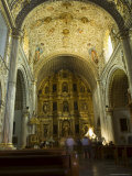 Church of Santo Domingo  Oaxaca City  Oaxaca  Mexico  North America
