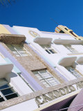 The Cardozo Hotel  an Art Deco Hotel on Ocean Drive  South Beach  Miami Beach  Florida  USA