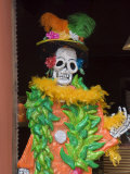 Day of the Dead Decoration  Oaxaca City  Oaxaca  Mexico  North America