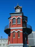 The Clock Tower  Victoria & Albert Waterfront  Cape Town  South Africa
