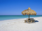 Gulf Coast Beach  Longboat Key  Florida  USA