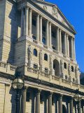 The Bank of England  City of London  England  UK