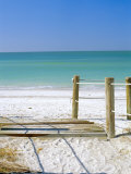 Bradenton Beach  Anna Maria Island  Florida  USA