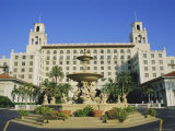 The Breakers Hotel  Palm Beach  Florida  USA