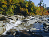 Swift River  Kangamagus Highway  New Hampshire  USA