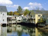 Kennebunkport  Maine  New England  USA