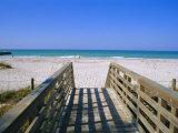 Bradenton Beach  Anna Maria Island  Gulf Coast  Florida  USA