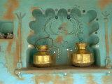 Architectural Detail  Tonk Region  Rajasthan  India