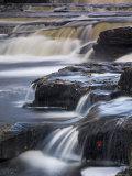 Lower Aysgarth Falls Near Hawes  Wensleydale  Yorkshire Dales National Park  Yorkshire  England  UK