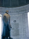 Thomas Jefferson Memorial  Washington DC  United States of America (USA)  North America