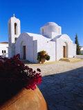 Church  Cyprus  Europe