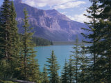 Emerald Lake  Yoho National Park  Unesco World Heritage Site  British Columbia (BC)  Canada