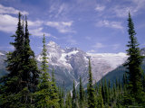 Mount Sir Donald  Glacier National Park  Rocky Mountains  British Columbia (BC)  Canada