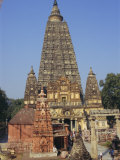 The Mahabodhi Temple  India